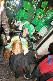 at shinjuku club cross dressing men let their hair guard down st patrick u0026 39 s day in dublin was hell on earth vice
