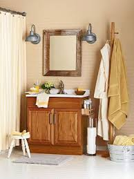 Bathroom Furniture Oak 5 Ideas Update Oak Cabinets Without A Drop Of Paint Neutral