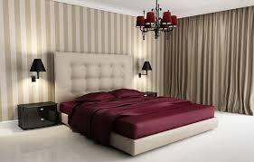 Interior Design Bedrooms Orange Background With Japanese Style - Interior design images bedrooms