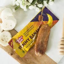 yummy banana solar dried bananas karpooravalli 250 gms amazon