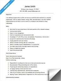 Sample Resume Of Executive Assistant by 157 Best Resume Examples Images On Pinterest Resume Examples