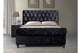 king size sleigh bed frame sleigh bed designs for a wonderfully