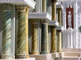 decorative pillars columns decorative columns design u2013 the