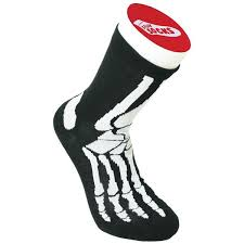 silly socks skeleton iwoot