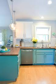 bright and happy diy kitchen renovation on a budget hey let u0027s