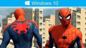 spider man homecoming suit mod the amazing spider man 2 pc
