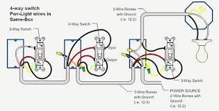 4 way switch wiring diagram multiple lights new 4 way switch wiring diagram pdf glamorous how to wire a 4 way