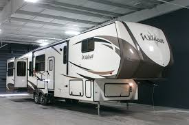 Wildcat Rv Floor Plans by New 2018 Forest River Wildcat 35wb 7540