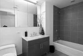 grey bathroom ideas with white bath fixtures contemporary color