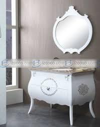Antique Looking Bathroom Vanities A Cabinet Can Be Built Around This Bathroom Vanities