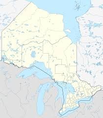 Map Canada by Template Location Map Canada Ontario Wikipedia