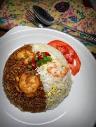 membuat nasi goreng cur telur nasi goreng daging recipe nasi goreng beef fried rice and fried