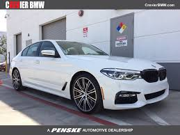 2017 new bmw 5 series 540i at crevier bmw serving orange county