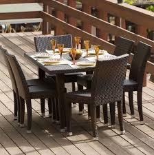 Agio Patio Dining Set - agio sandalwood 7 piece patio dining set home design ideas
