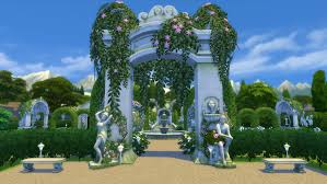 wedding arches sims 4 what you done with the haunt estate the sims forums