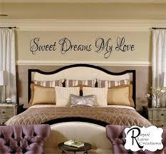 master bedroom wall decals wall decal bedroom bedroom wall decal sweet dreams my love 2 vinyl