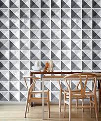 Kitchen Backsplash Tile Stickers Geometric Stickers For Tiles Pack With 9 Tile Stickers