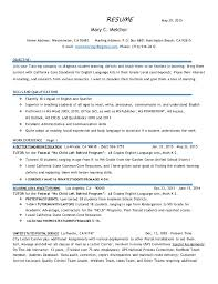 Tutor Resume Example by Awesome Tutor On Resume 92 For Your Resume Examples With Tutor On