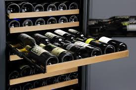 allavino wine refrigerator two zone vswr172 2bwrn flexcount series