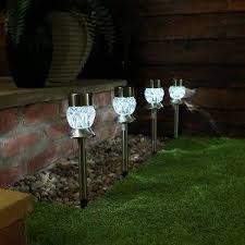 Colour Changing Solar Garden Lights - colour changing outdoor lights buy today from festive lights