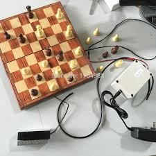aliexpress com buy chess prop magic prop for escape mysterious