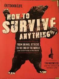 outdoor life book reviews rogue u0027s guide to preparedness