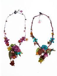 leather flower necklace images Noi hip happy accessories designed in hamburg 1000 hamburg jpg