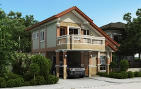 house building online two storey house plan with balcony amazing architecture online