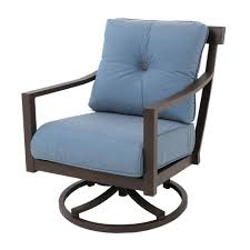 Swivel Rocking Chair Parts Sunvilla Allegro Lounge Swivel Rocker Spectrum Denim