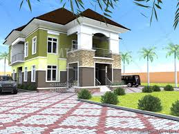 mrs udeeme 5 bedroom duplex residential homes and public designs