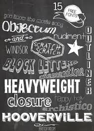 font friday chalkboard and handwriting fonts part 2 color me meg