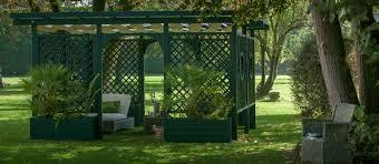 tonnelle en bambou pergolas u0026 tonnelles de jardin design unopiù