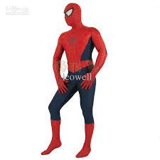 Navy Halloween Costume Fantastic Red Navy Blue Halloween Lycra Spandex Spiderman
