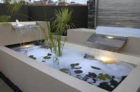 modern water features dadka modern home decor and space saving furniture for small