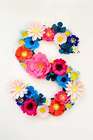 Cheap Fake Flowers The 25 Best Flower Letters Ideas On Pinterest Diy Party Letters