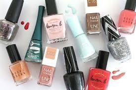 summer nail colors musthaves najla kaddour