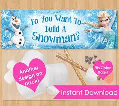 25 frozen treat bags ideas frozen candy