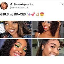 Braces Meme Girl - dopl3r com memes ig amarieproctor amarieproctor girls w