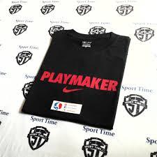 Baju Gambar Nike jual kaos baju t shirt nike playmaker black di lapak