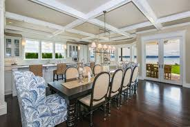 Coastal Living Dining Room Furniture Coastal Living On Fox Island Traditional Dining Room Seattle