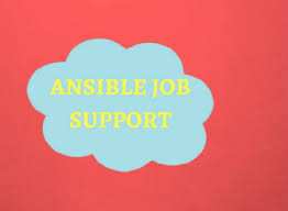 online xpeditor tutorial ansible job support ansible online job support from india vjs