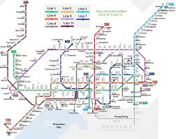 Subway Map Boston by Shenzhen Subway Map My Blog