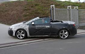 opel convertible spyshots opel astra convertible caught with no roof autoevolution