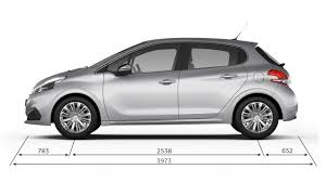 peugeot 208 models peugeot 208 5 door technical information peugeot malta