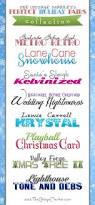Invitation Cards For Christmas Best 25 Holiday Fonts Ideas On Pinterest Christmas Fonts Best