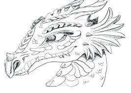chinese dragon coloring pages easy chinese dragon coloring page for kids drawing dragon coloring pages