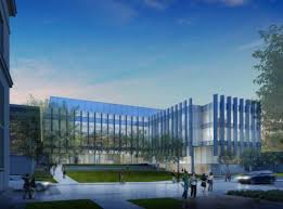 new building of engineering
