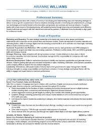Marketing Manager Resume Template Marketing Manager Resume Examples Assistant Marketing Manager