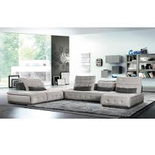 Modern Modular Sofas by David Ferarri Daiquiri Italian Modern Light Grey U0026 Dark Grey