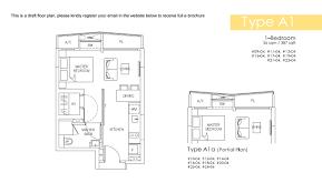 City View Boon Keng Floor Plan by Riverbay Showflat Hotline 65 65273531 Near Boon Keng Mrt